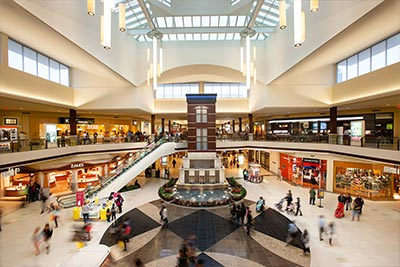 centre comerciale